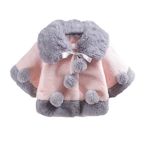 Newmarket Jacket (Baby Clothing Infant Winter Warm Coat Cloak Jacket Wool Blends Thick Warm Clothes Outerwear Coats)