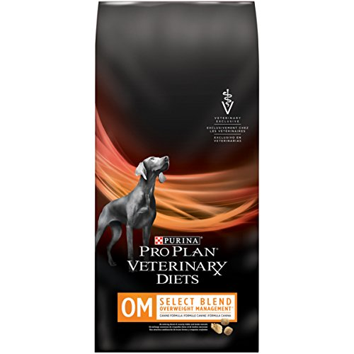 Purina Pro Plan Veterinary Diets 1 Count Select Blend Overweight Management Adult Dog Food, 32 lb