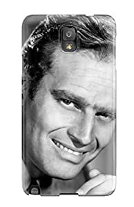 Robert Rodgers Case Cover For Galaxy Note 3 - Retailer Packaging Charlton Heston Protective Case
