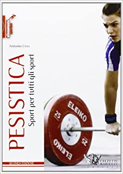Book Pesistica. Sport per tutti gli sport