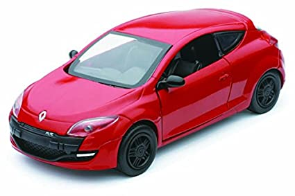 Amazon.com: Renault Megane RS Trophy rot 1: 32 NewRay Modell ...