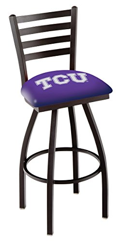NCAA TCU Horned Frogs 30'' Bar Stool by Covers by HBS
