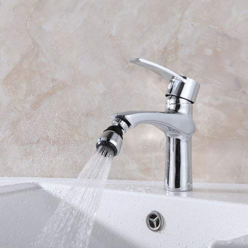 PerfectPrice All-Direction Faucet Aerator Splash Nozzle - Silver