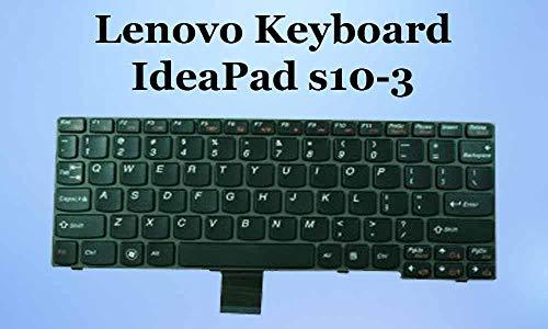 TravisLappy Laptop Keyboard Compatible for Lenovo Ideapad S10 3