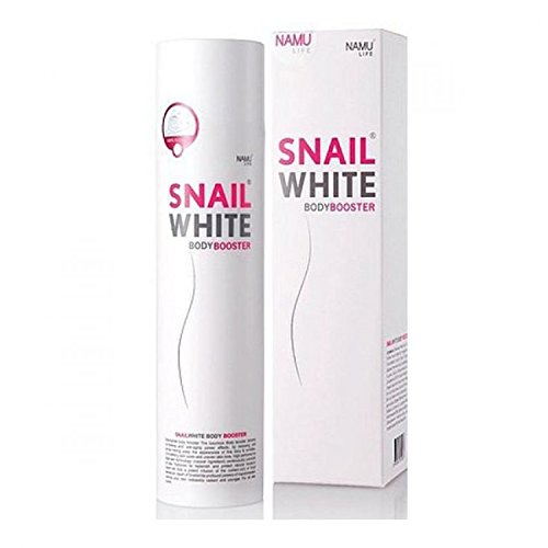 Snail White Body Booster Lotion 201g W/astaxanthin Brighter Younger Look+track