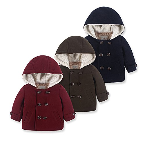 4 You Wool Peacoat - 5