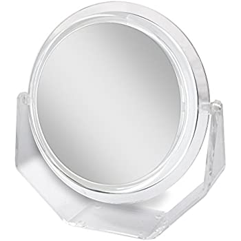 Amazon Com Zadro Light 2000 Swivel Mirror With Chrome