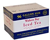 100% Pure Ceylon Gallon-sized Iced Tea Filter Packs - 96 Count Case