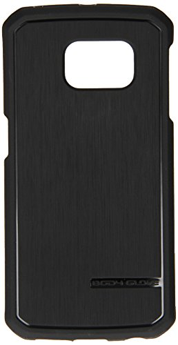 Body Glove Satin Series Case for Samsung Galaxy S6 Edge - Retail Packaging - Black