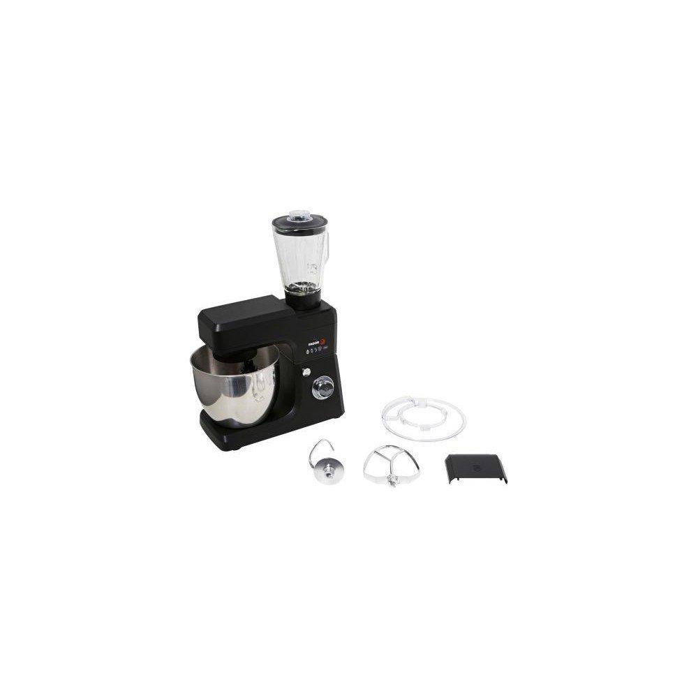 Fagor fg162 Robot pastelero/licuadora negro 6,5 l 1200 W: Amazon ...