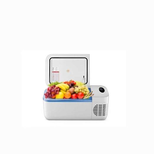 JM-car refrigerator Nevera portátil portátil 12 litros 12 V 24 V ...