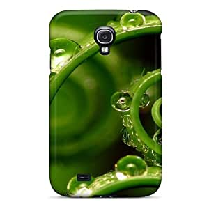 Casetop Case For Galaxy S4 With Nice Water Drops Appearance