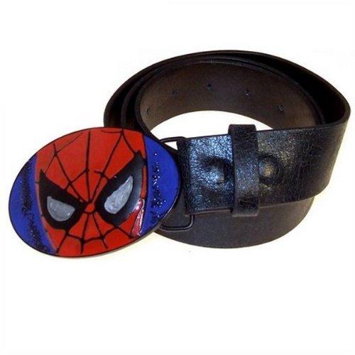Spiderman Belt and Buckle - Retro - Marvel Comics