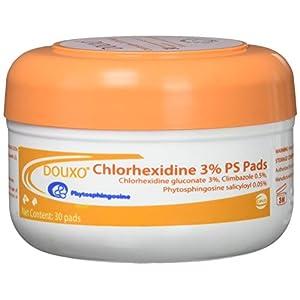 Sogeval Douxo 30 Count Chlorhexidine 3-Percent PS Pads 34