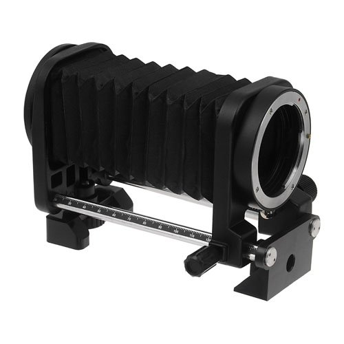 Nikon Bellows - Fotodiox Macro Bellows for Sony A-Series Alpha Digital SLRs Fits Sony A100, A200, A230, A290, A300, A330, A350, A380 and A390