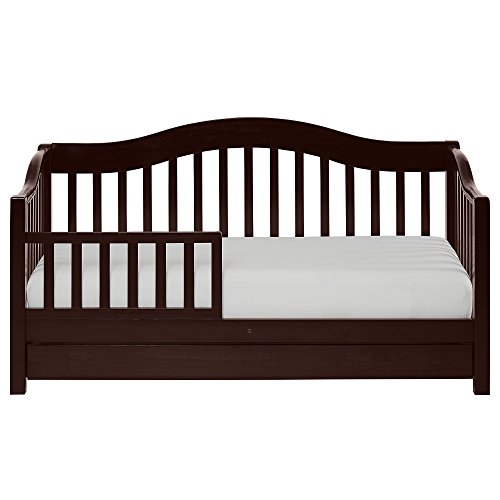Dream On Me Toddler Day Bed, Espresso (Youth Beds For Boys)