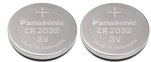 panasonic cr 2032 3v  : One (1) Twin Pack (2 Batteries) Panasonic Cr2032 Lithium ...