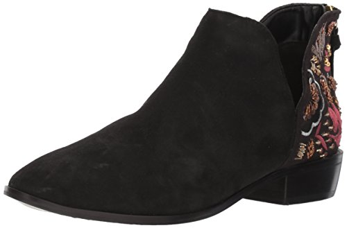 Talon Arrière Bootie HL WTH Go Cole We REACTIONLoop Décoré nkl avec Kenneth Noir mbllshd HR Loop Ankle Bottines Boot du W Femme Go Here fRxUq