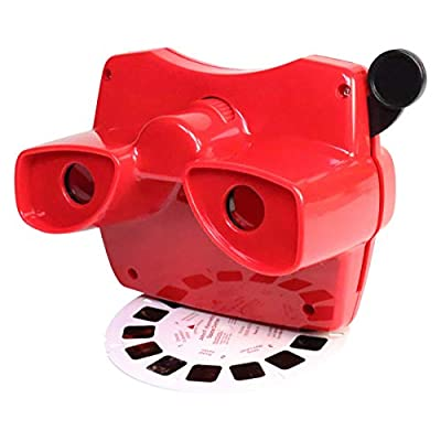 View Master Classic Reel Viewer - 3D Image Viewer - View Finder - New: Toys & Games