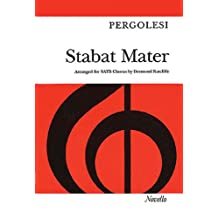 Stabat Mater: Vocal Score