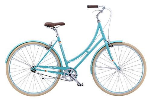 PUBLIC Bikes Women's C1 Dutch Style Step-Thru Single-Speed C