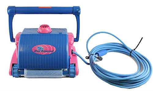 Blue Line Blue Diamond Robotic Swimming Pool Cleaner Pool