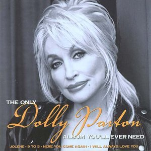DOLLY PARTON - The Only Dolly Parton Album You