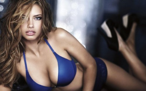 "Adriana Lima Playboy Sexy Star HD 22"" Poster 03"