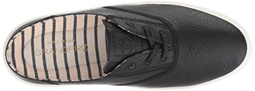 Loafer Grandpro Black Mule Flat Cole Women's Haan Deck Bx7g7n