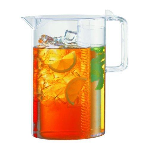 Bodum Ceylon 51 oz Iced Tea Jug and Water Infuser