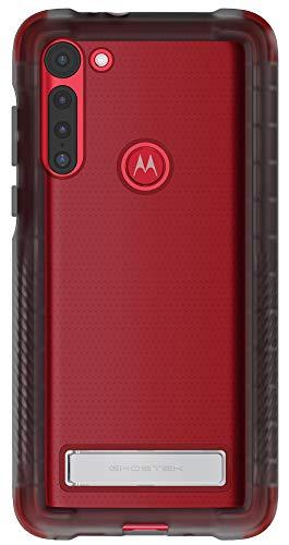 Funda Con Soporte Para Motorola G8 Power Ghostek Smoke