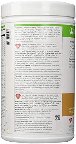 Herbalife Healthy Meal Dulce De Leche
