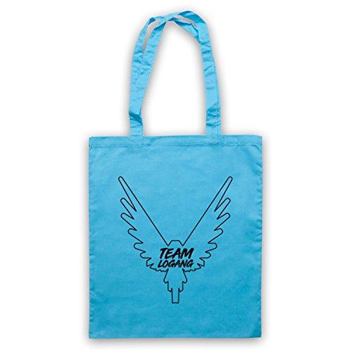 par d'emballage Clair Officieux Sac Logang Inspire Team Inspired Apparel Bleu xw0UOO