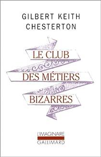 Le club des métiers bizarres par Chesterton