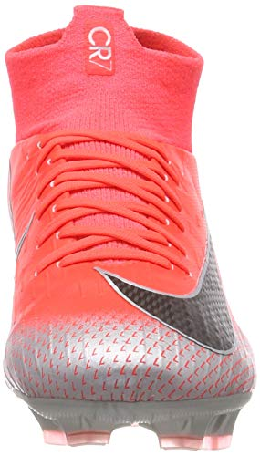 Cr7 Pro Chrome brt Crimson Gris Adultes Soccer Noir De 6 600 Unisexes Chaussures Fg Rouge Superfly Dk Nike qtFE1f6
