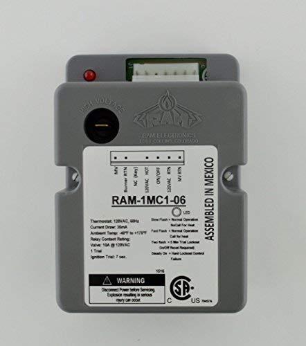 Heat & Glo Control Module (501-592) by Heat & Glo