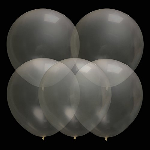 Big Balloon 36 Inch Latex Giant Balloon Large Balloons for Photo Shoot/Birthday/Wedding Party/Festival/Event/Carnival Decorations