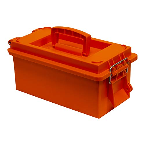 (Wise Outdoors 5601-15 Small Utility Dry Box, Orange)