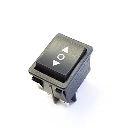 16 Amp Reverse Polarity Rocker Switch DC Motor Control