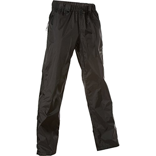 Showers Pass Men's Lightweight Waterproof Storm Rain Pants (Black - Large) ()