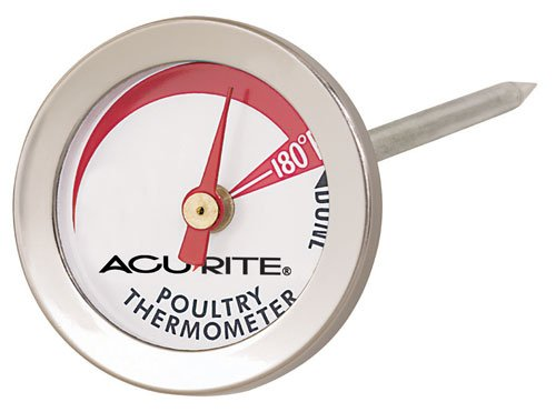 Chaney Instrument Acu-Rite Poultry Thermometer 1