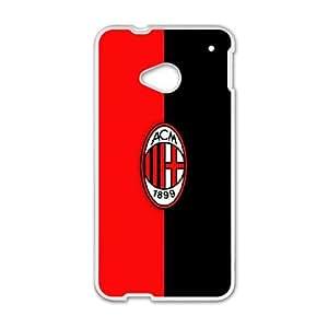 HTC One M7 Phone Case AC Milan SA84150