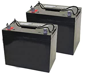 Everest & Jennings Lancer Mobility Wheelchair replacement Battery pack