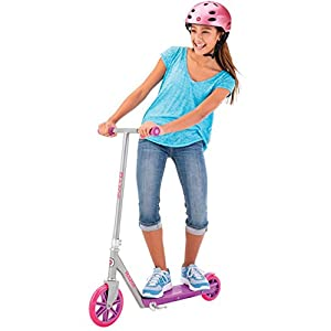 Razor Berry Lux Kick Scooter, Purple/Pink