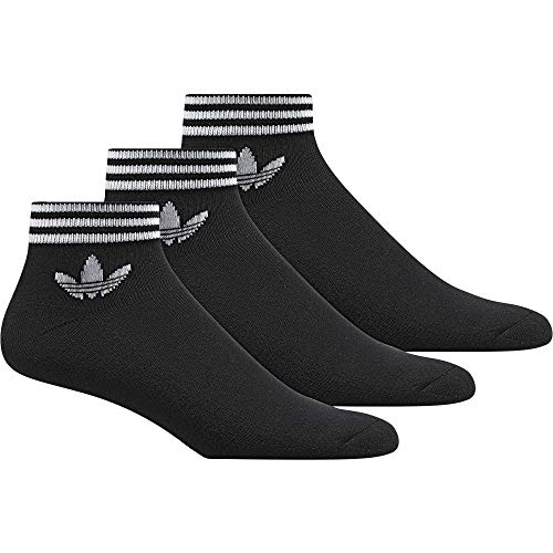 calcetines mezclados pares de Trefoil conjunto negro Adidas 3 de Az5523 wx7WHqnv0R
