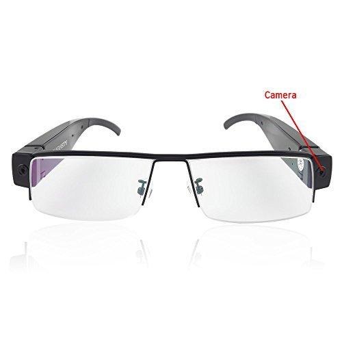 0fb150c7726c7 Toughsty™ 8GB 1920x1080P Hidden Camera Eyewear Glasses ...
