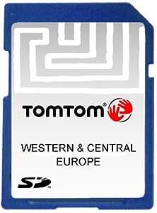 TomTom IQ Routes - Mapas de Europa occidental y central (v8.30)