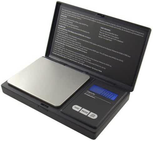 American Weigh Digital Scale, 100g  [0.01g sensitivity]