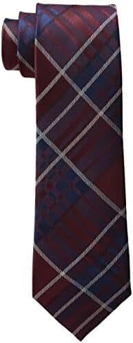 Haggar Men's Plaid Necktie