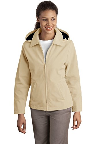 Port Authority - Ladies Legacy Jacket. L764 - Stone/Dark Navy_L